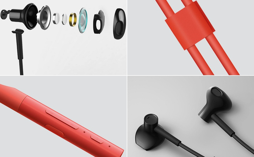 Беспроводные наушники Xiaomi Bluetooth Collar Walker Headphones Youth Edition
