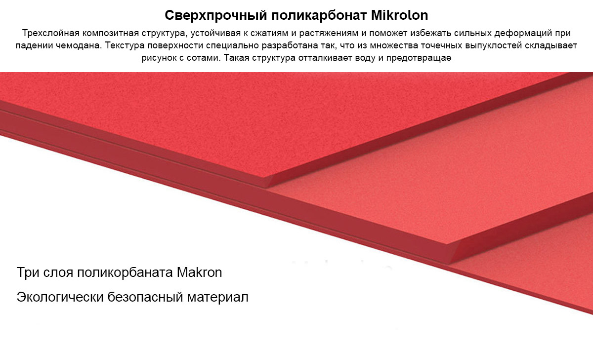 Чемодан Xiaomi RunMi 90 Points Mi Trolley Suitcase 28 дюймов