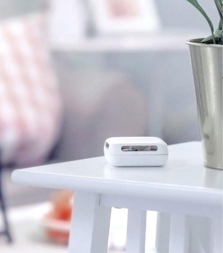Автономный фумигатор (отпугиватель насекомых) Xiaomi ZMI Portable Mosquito Repellent (DWX05ZM)
