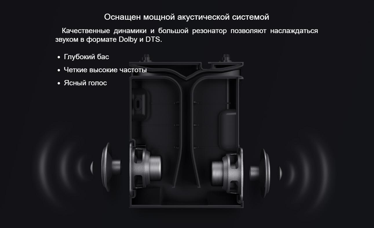 Лазерный проектор Xiaomi Mijia Laser Projection Lite (SJL4014GL)