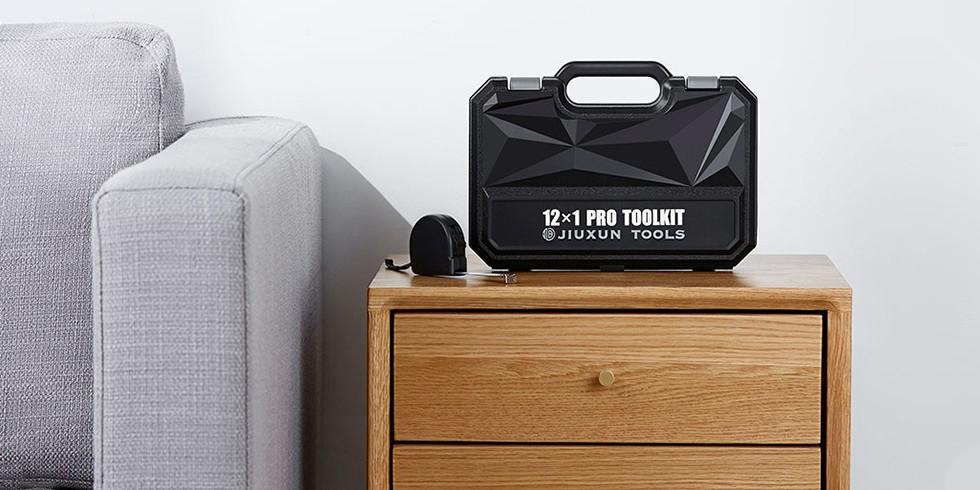ÐÐ°Ð±Ð¾Ñ Ð¸Ð½ÑÑÑÑменÑов Xiaomi Jiuxun Tools Toolbox 12-in-one Daily Life Kit