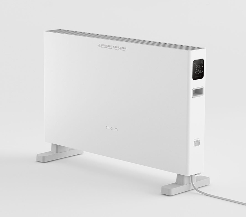 Обогреватель конвекторный Xiaomi SmartMi Electric Heater Smart Edition (DNQZNB03ZM)