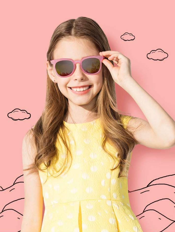 Очки детские солнцезащитные TS Turok Steinhardt Childrens Sunglasses TAC Polarized UV Block