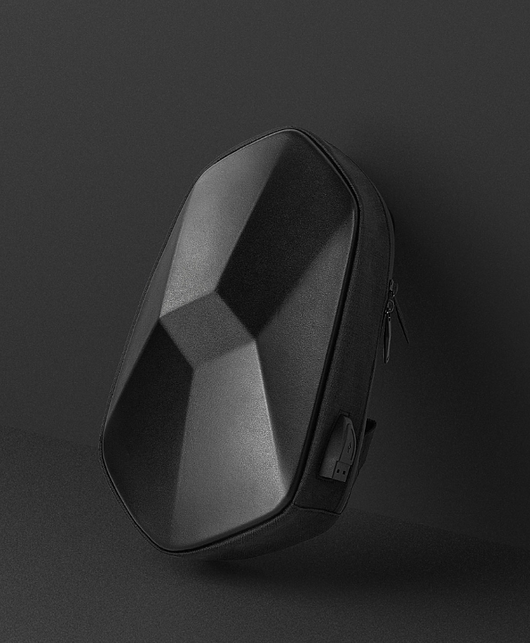 Рюкзак Xiaomi Beaborn Polyhedron Chest Bag