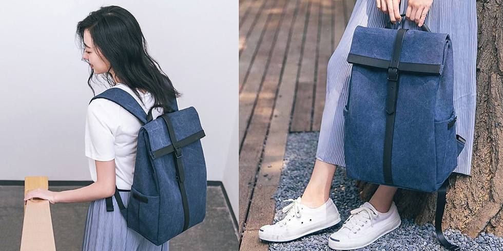 Рюкзак Xiaomi Mi 90 Points Grinder Oxford Casual Backpack