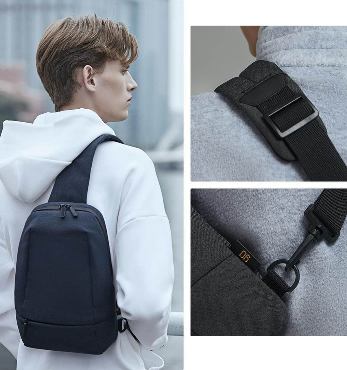 Рюкзак Xiaomi Mi 90 Points Snapshooter Chest Bag