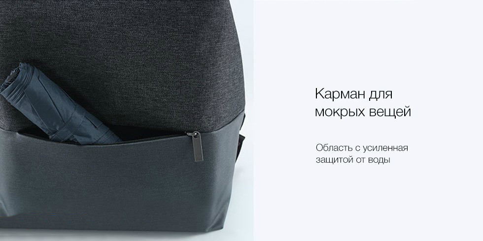 Рюкзак Xiaomi Mi 90 Points Urban Style