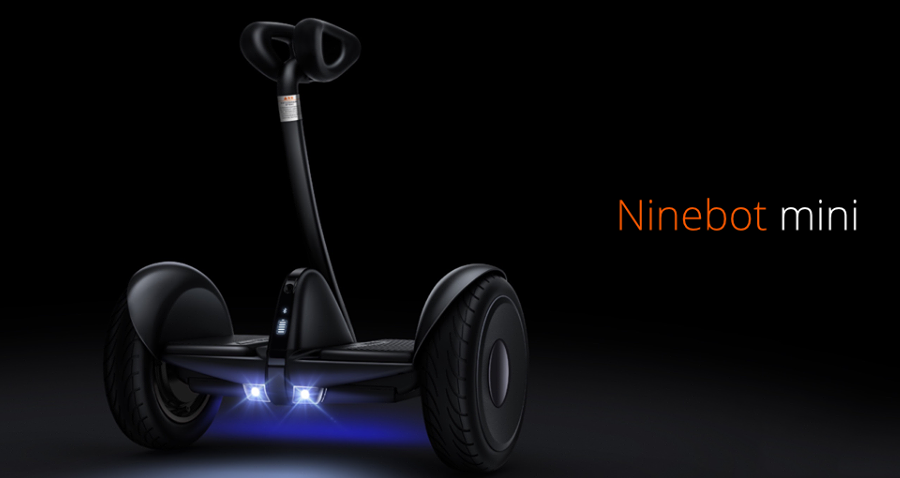 Гироскутер (Сигвей) Xiaomi Mi Ninebot Mini Self Balancing Scooter