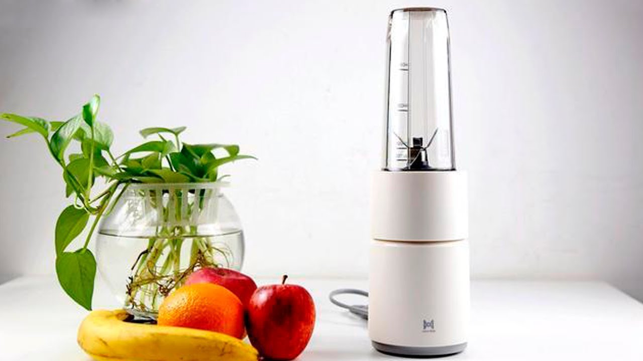 Стационарный блендер Xiaomi Pinlo Little Monster Food Cooking Machine