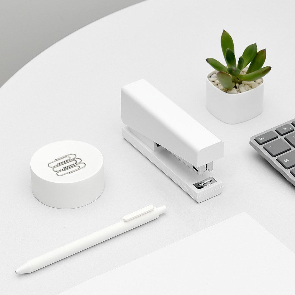 Степлер Xiaomi Mi MiJia Kaco Lemo Portable Stapler (№24/6, №26/6)