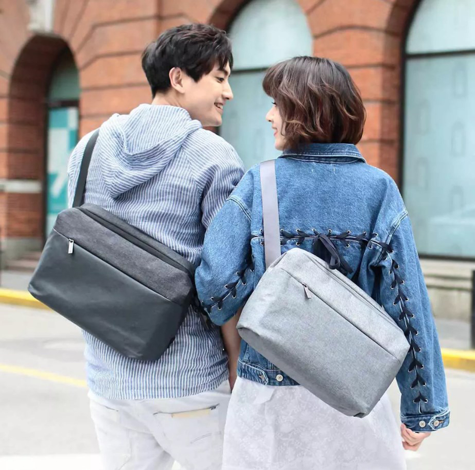 Сумка через плечо Xiaomi Mi 90 Points GOFUN Urban Simple Messenger Bag