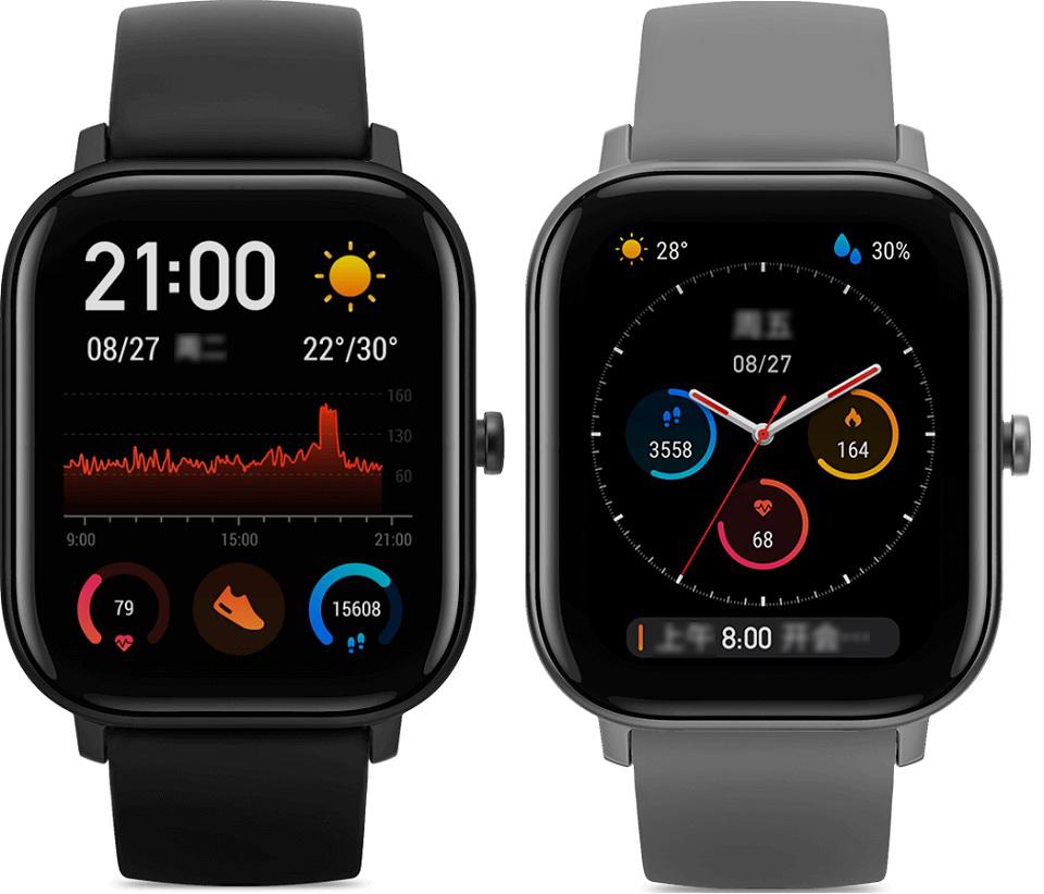 Умные часы Xiaomi Amazfit GTS Smart Watch
