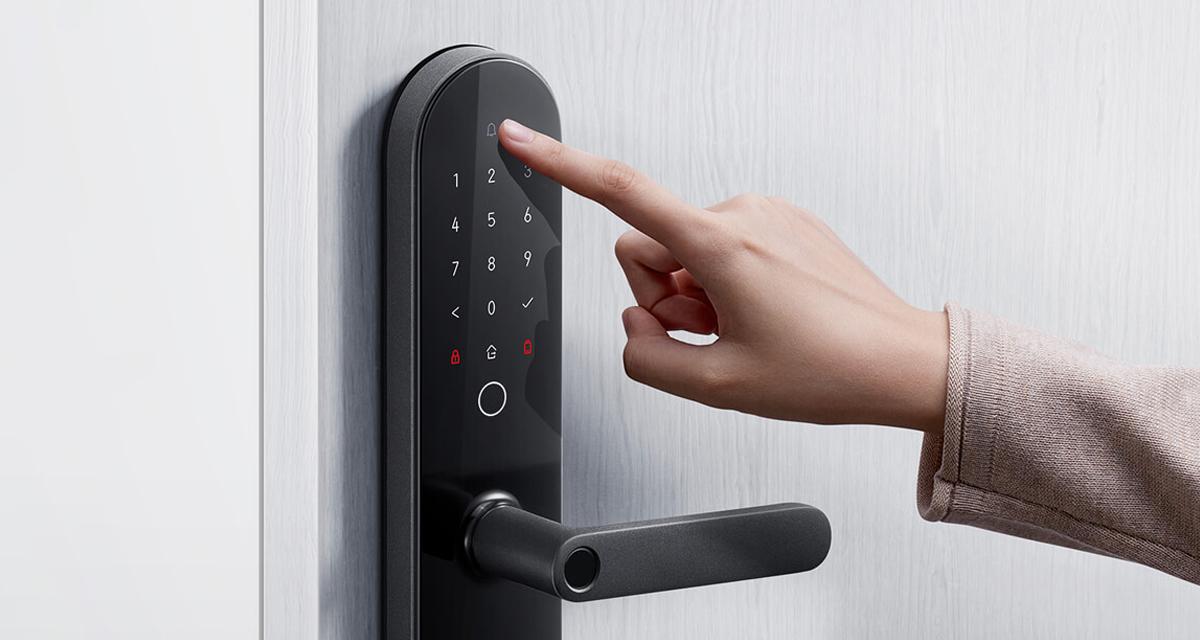 Умный дверной замок Aqara Smart Door Lock N100