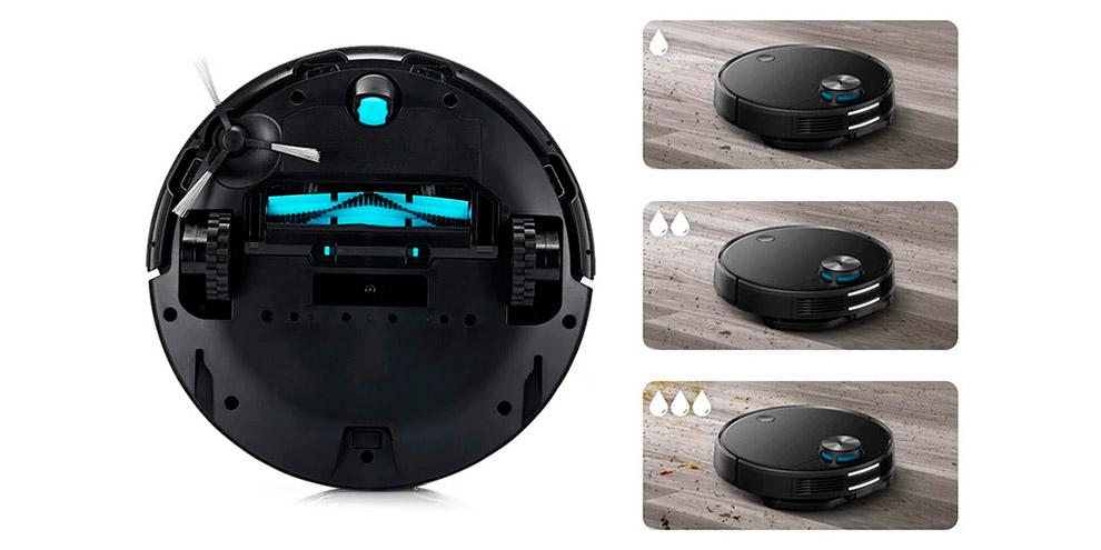 Умный робот-пылесос Viomi Vacuum Cleaning Robot V3