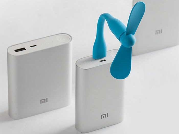 USB вентилятор Xiaomi Mi Portable Fan