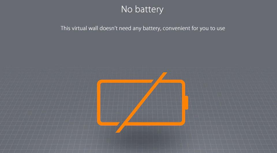 Виртуальная стена для робота-пылесоса Xiaomi Mi Robot Vacuum Cleaner (Virtual Wall)