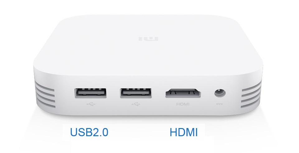 Цифровая TV приставка для телевизора Xiaomi Mi Miui TV Box Pro 3 Enhanced 4K
