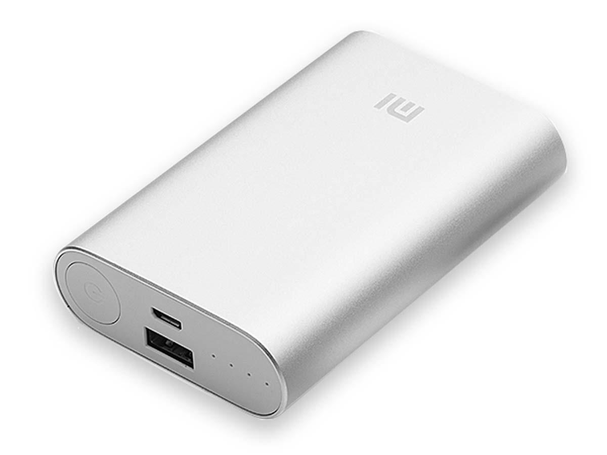 Портативное зарядное устройство Xiaomi Mi Power Bank 10.000 mAh