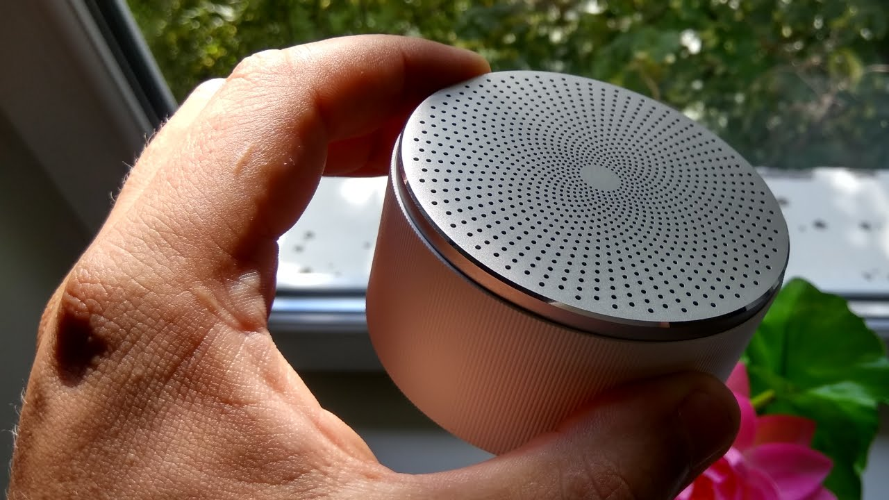 Портативная колонка Xiaomi Mi Round Bluetooth Speaker Youth Edition
