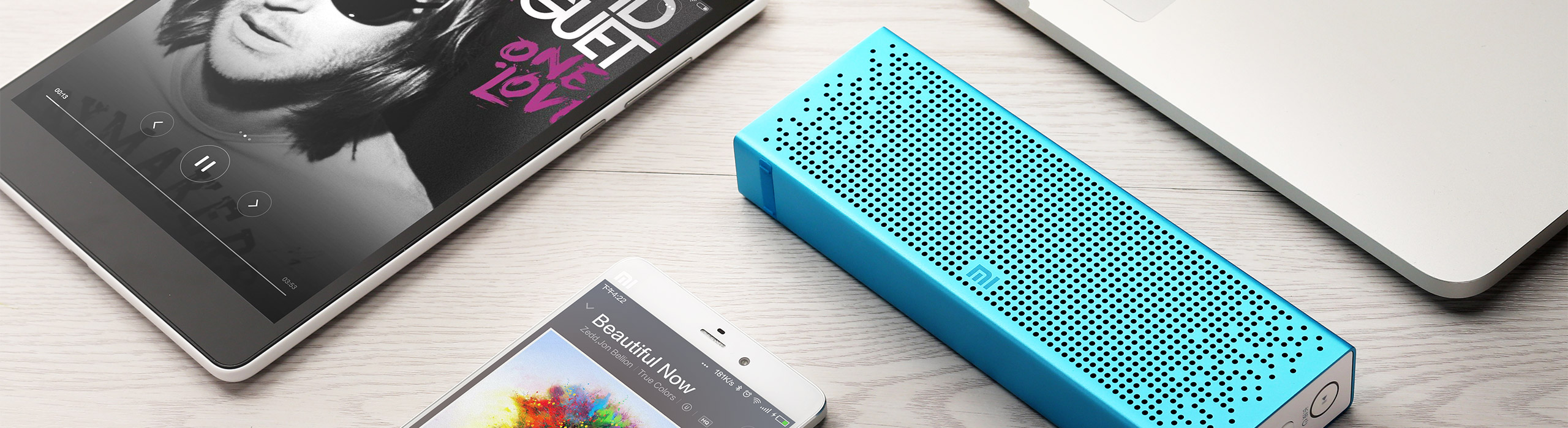 Портативная колонка Xiaomi Mi Square Box 2 Bluetooth Speaker