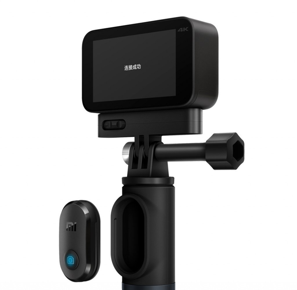 Монопод-трипод Xiaomi Mi Tripod Selfie-timer Stick for MiJia / Yi Action Camera (FBA4077CN)