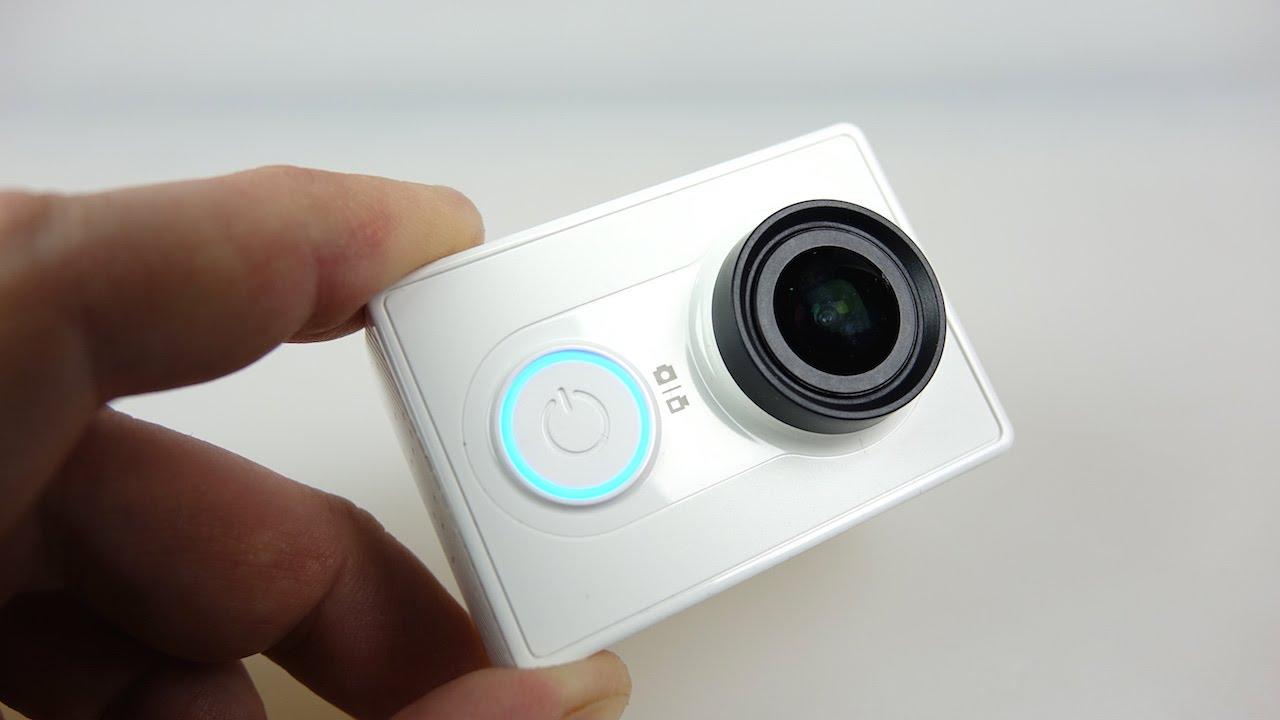 Экшн камера Xiaomi Yi Action Camera