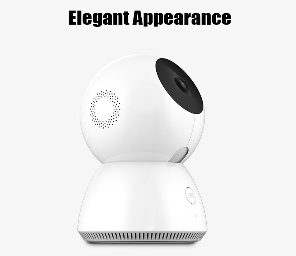 IP камера видеонаблюдения Xiaomi Yi Mijia 360° Home Camera